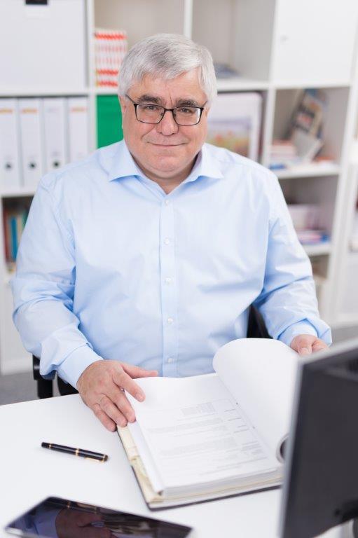 Markus Sobotta (57, parteilos) will neuer Bürgermeister der Stadt Schöningen werden.